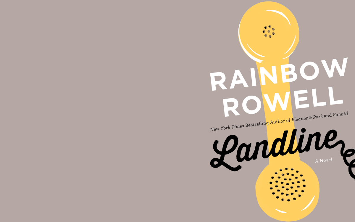 Landline by Rainbow Rowell | Book Review